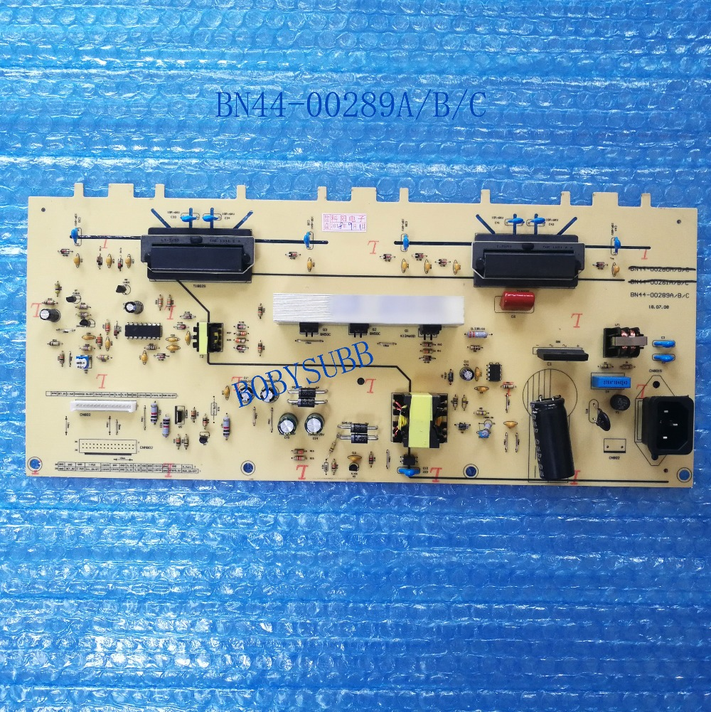 100 New Perfect Replacement For Samsung BN44 00289A BN44 00289B BN44 00289C LCD Power Board