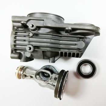 上の 1 つの販売に 1 セットメルセデスベンツ W164 W221 W251 W166 空気圧縮機の修理キット空気圧ピストンシリンダー A1663200104