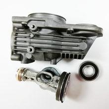 Um conjunto à venda um conjunto Para MercedesBenz W164 W221 W251 W166 Compressor de Ar Kits de Reparo Cilindro De Pistão Pneumático A1663200104