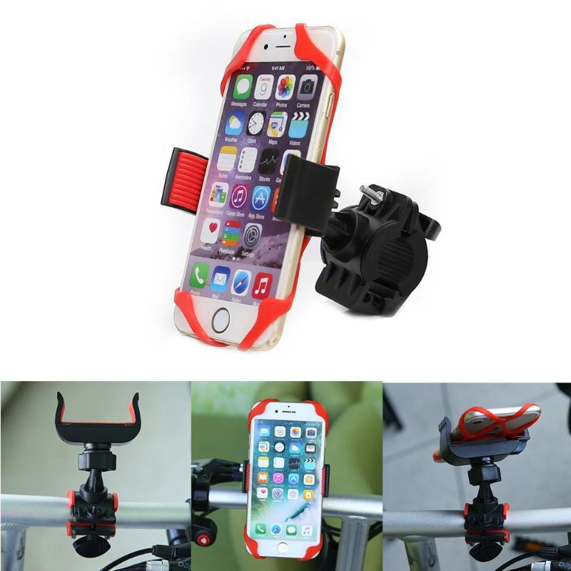 Bike Holder 360 Rotatable adjustable Universal phone holder Bicycle Mount Holder for iPhone samsung Xiaomi and GPS Device Z65
