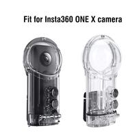 Original 30m Underwater Diving Waterproof Housing Protective Case Cover for Insta360 ONE X Camera 360 ONE X camera diving shell