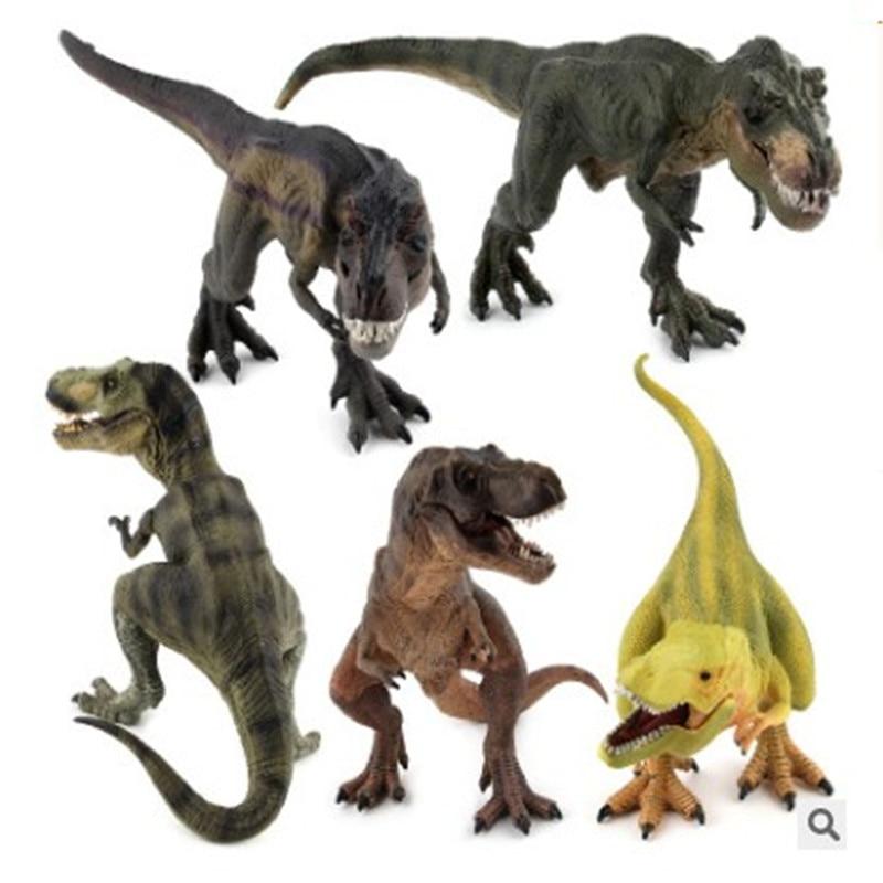 dinosaur world hand model toy attack action stand sickle dragon walk crouching position t-rex spine