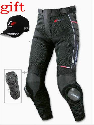 PK708 мотоцикл сетка брюки гоночный мотоцикл брюки лето Размер брюки для верховой езды М-мед