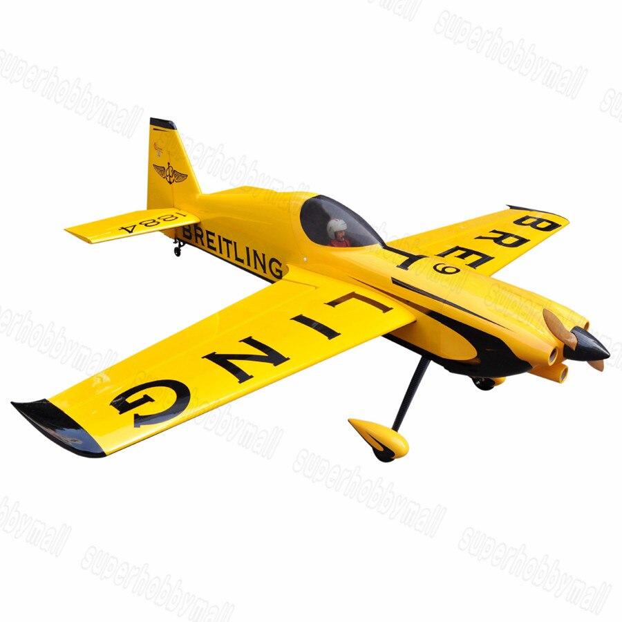F123Y MXS-R 2260mm 50CC 89 Gasoline Fixed Wing RC Airplane 3D Aerobatic far