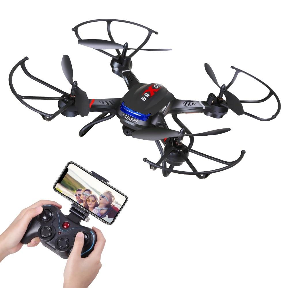 Holy Stone Drone con WiFi Camera HD 720P Transmisión en tiempo real - Juguetes con control remoto