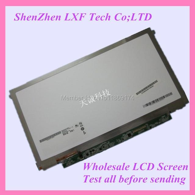 13.3 ''Laptop led pantalla lcd de matriz LTN133AT18 LT133EE09300 B133XW03 v.2 B133xw01 LP133WH2 TLA4 B133XW01 LP133WH2 SLT1 V2