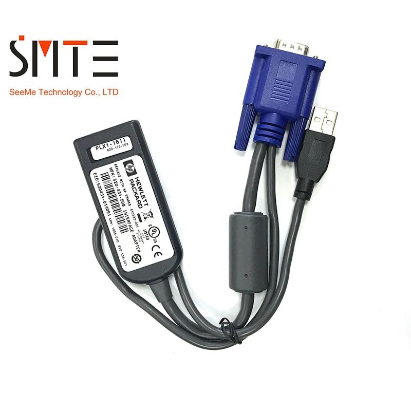 KVM USB AF603A 410532 001 KVM cable adapter interface