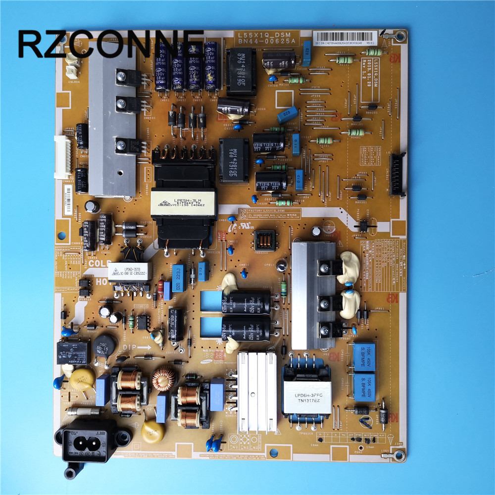 power supply board for  Samsung UA55F6400AJ board  L55X1Q_DSM BN44 00625A BN44 00625C Original    1