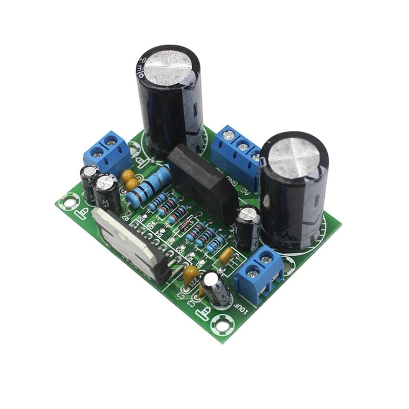 Free shipping 1PCS TDA7293 Digital Audio Amplifier Board Mono Single Channel AC 12v-50V 100W new arrival tpa3116d2 50wx2 100w 2 1 channel digital subwoofer amplifier board 12v 24v power free shipping