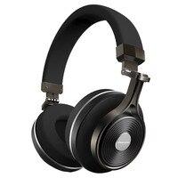 Bluedio T3 Plus Wireless Bluetooth Headphones Headset With Microphone Micro SD Card Slot Stereo Deep Bass