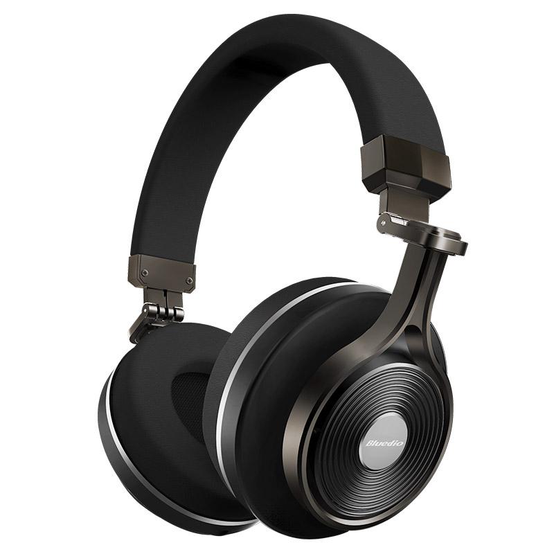 Prix pour Bluedio T3 Plus Bluetooth Casque/casque avec Microphone/Carte Micro Sd Slot Stéréo deep bass bluedio casque aucune boîte au détail