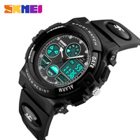 SKMEI Brand Children Watches For Boy And Girl Digital Watch Student Multifunctional Waterproof Sports Kids Watches