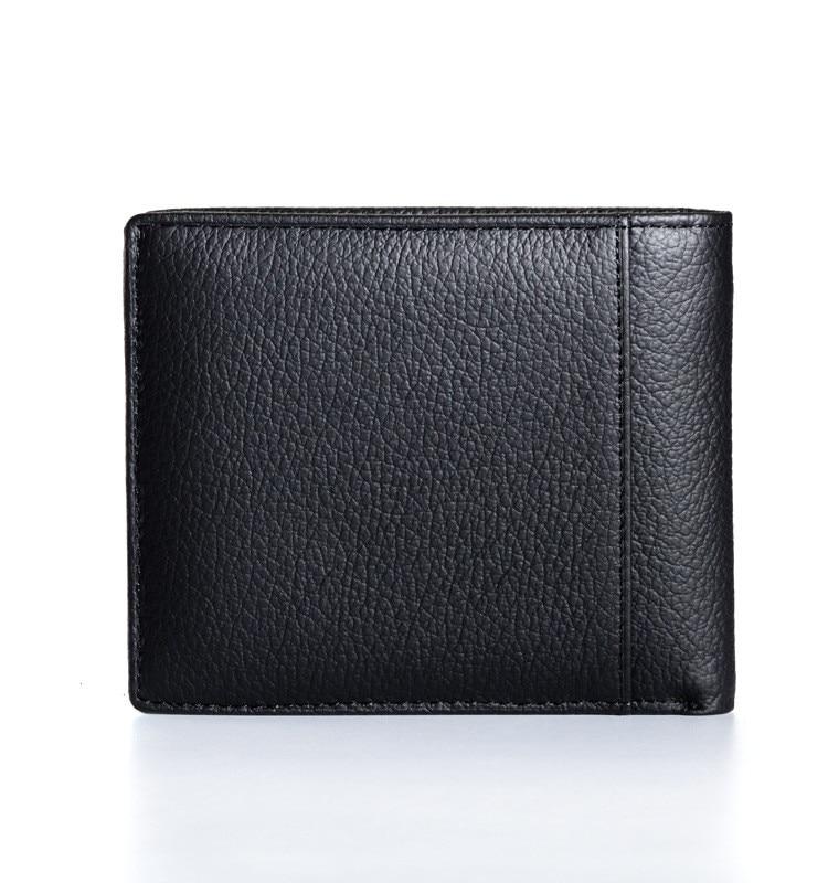 small wallets male homens purses Item Peso : 0.12kg