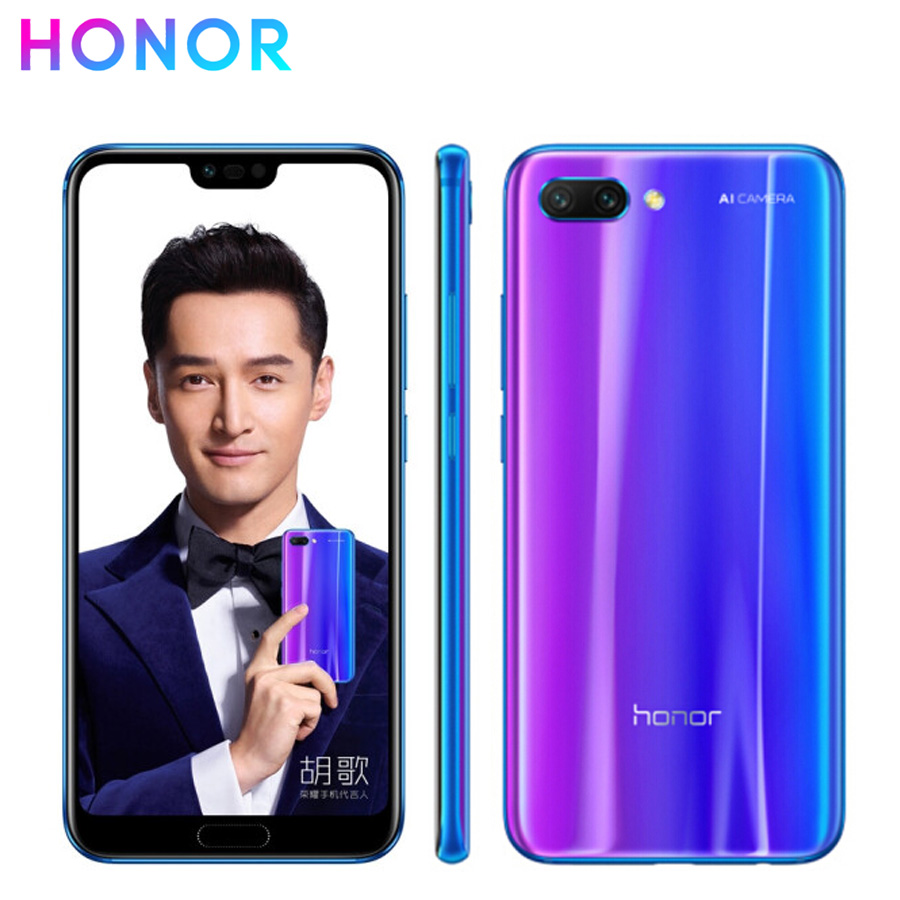 Global Version Honor 10 4G LTE Mobile Phone 5.84