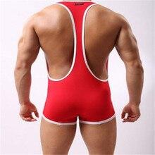 Men's Fashion Modal Underwear,Men's Suspender Jockstrap Wrestling Singlet Underwear