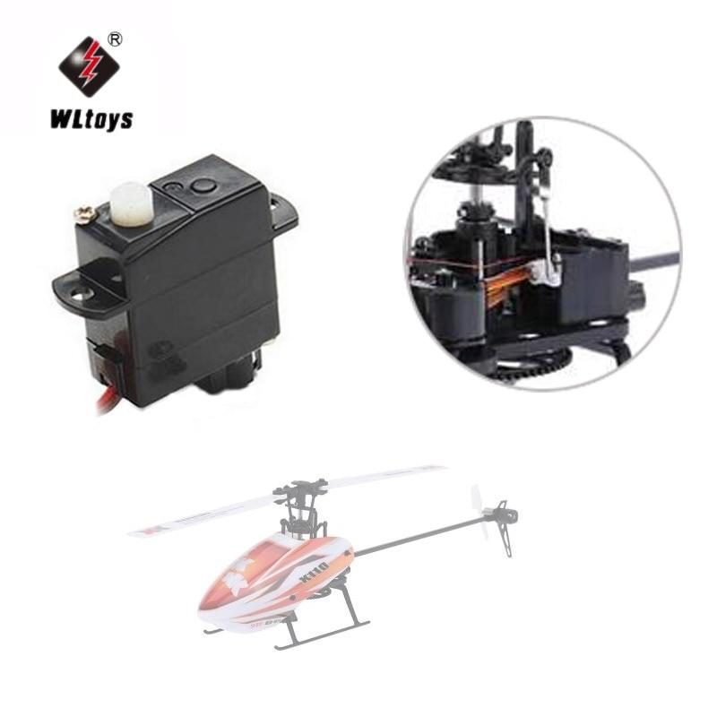 3Pcs 1.9g Servo for Wltoys V966 V977 V988 V930 XK A600 K100 K110 K123 K124 RC Helicopter Airplane v966 008 main shaft parts for wltoys v966 v977