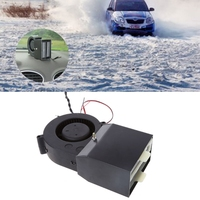 350W 500W PTC Ceramic Car Heating Heater Hot Fan Defroster Demister DC 12V