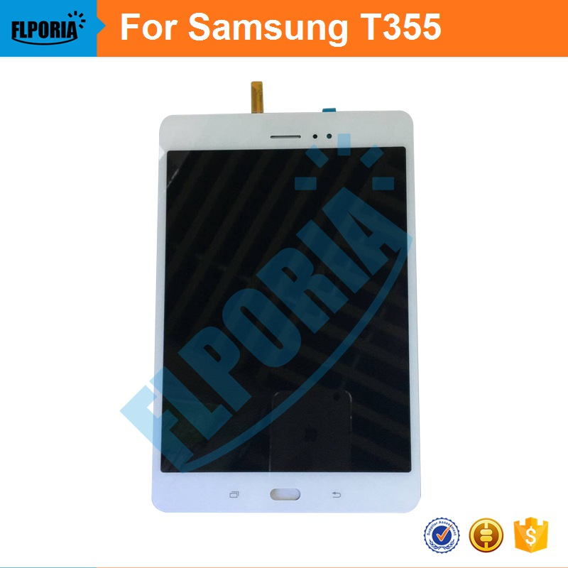 все цены на For Sumsung GALAXY Tab A 8.0 T355 LCD Display Panel With Touch Screen Digitizer Assembly Original Replacement Parts онлайн