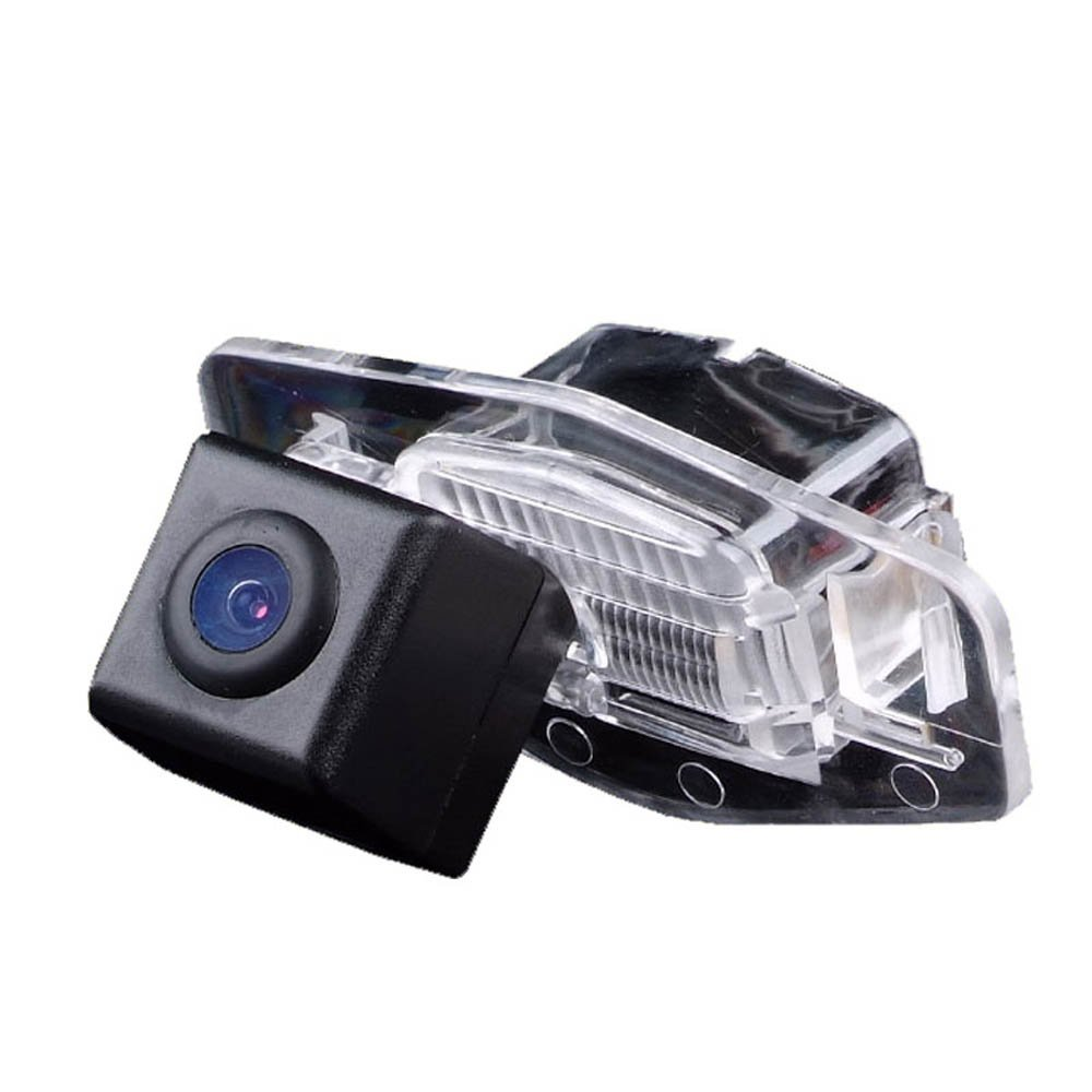 Car rear view back up reverse parking car Camera for Honda Accord Civic Odyssey Pilot waterproof wireless transmitter screen HD ...