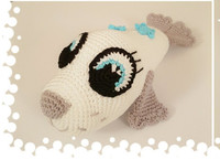crochet toys amigurumi fish model number CG001
