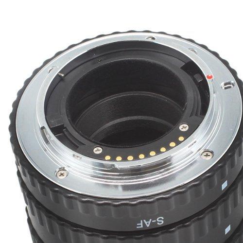 Meike S-AF-A Juego de anillos de tubo de extensión macro de enfoque - Cámara y foto - foto 2
