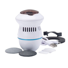 New Arrivals Pedi Vac Remover Rechargeable Electronic Foot Files Pedicure Tools Pedi Feet Care Perfect for Hard Cracked Skin