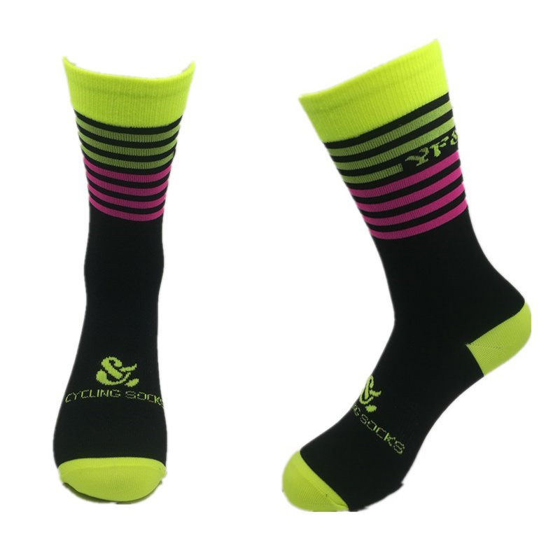 Men Cycling Socks Professional Breathable Outdoor bicycle Sp