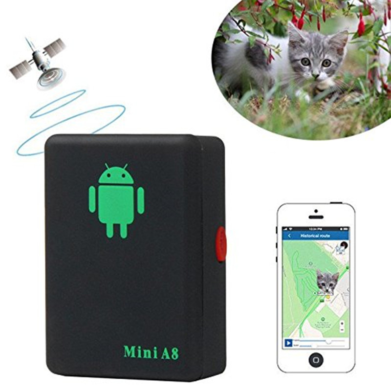 Tracker Mini A8 Global Locator Real Mini Time font b Car b font Kid A8 Mini
