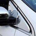 ABS хром для Ford Edge 2015 2016 2017 автомобильный Стайлинг окна передней двери автомобиля снаружи А-столба панель Крышка отделка