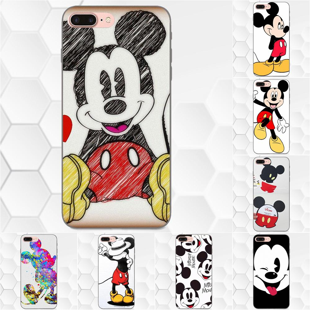Design Goofy Is In Mickey Mouse Goes For Huawei Honor 5A 6A 6C 7A 7C 7X 8A 8C 8X 9 10 P8 P9 P10 P20 P30 Mini Lite Plus