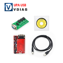 2016 Top selling New UPA USB Programmer for 2013 Version Main Unit for Sale UPA-USB Programmer V1.3 free shipping