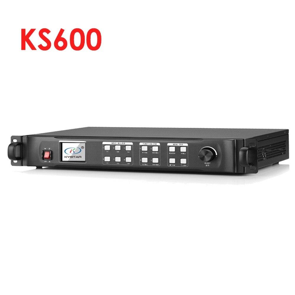 Lowest price led display video processor KS600 KYSTAR Indoor p2 p3 p4 p5 led panel led