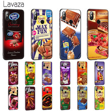Lavaza Alpen Gold Chocolate Soft Case for Huawei Honor 6 7A Pro 7C 8C 7 8X 8 9 10 lite Note10(China)