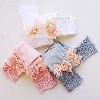 Fashion Girls Leggings Children S Clothing Spring Autumn Baby Lace Spliced Cotton Leggings Kid S Pants