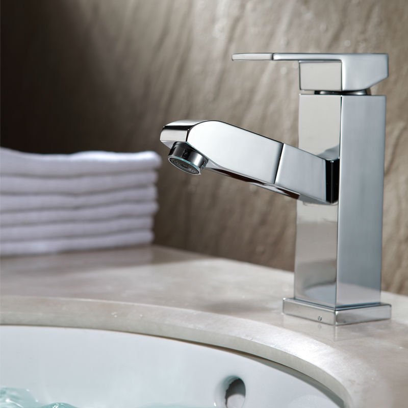 bath faucet with pull out spray. aliexpress.com : buy kes l3900a bathroom/kitchen single lever vanity sink faucet with pull out spray wand, polished chrome from reliable pipe bath 0