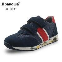 Apakowa Jungen Schuhe kinder Frühjahr Herbst Kinder Haken und Schleife Low top Sport Turnschuhe mit Arch Support Schuhe für Teen Jungen|Turnschuhe|Mutter und Kind -