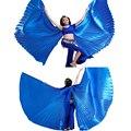 Профессиональный Восточный танец живота Открытие Isis Крылья взрослый размер танцы Аксессуары Крылья для Женщин/Девушек (без Палочки) Горячая-продажи