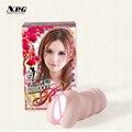 Japão NPG Rola Takizawa, Misaki Rola Silicone Bolso Buceta Masturbador Masculino Brinquedo Do Sexo Máquina de Masturbação Para Os Homens Da Vagina Realista