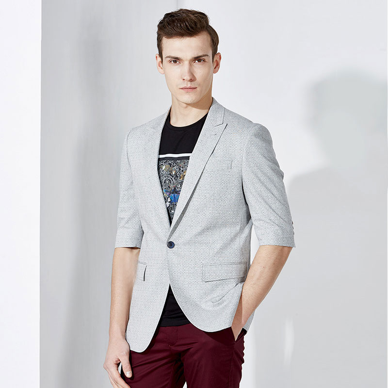 Popular Grey Suit Coat-Buy Cheap Grey Suit Coat lots from China ...