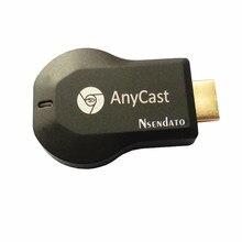 2021Anycast m2 plus para Dlna Airplay HD pantalla Wifi Miracast TV Dongle Stick cualquier fundido M2 pantalla Wifi receptor para IOS Android