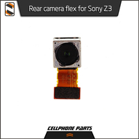 For Sony Xperia Z3 D6653 D6633 D6603 Rear Back Camera Lens Main Flex Cable Big Camera
