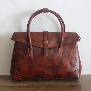 Großhandel Mode Tasche Berühmte Marke Rucksack Designer Umhängetasche Retro Taschen Herren Leder Designer Rucksack Reisetasche Frauen Handtasche Von