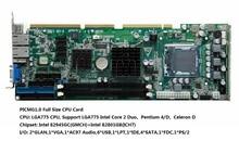 945 Chipset,Full Size CPU Card, 2GLAN,2COM,6USB,industrial single board computer, Support Core 2 Duo,Pentium 4/D,Celeron D