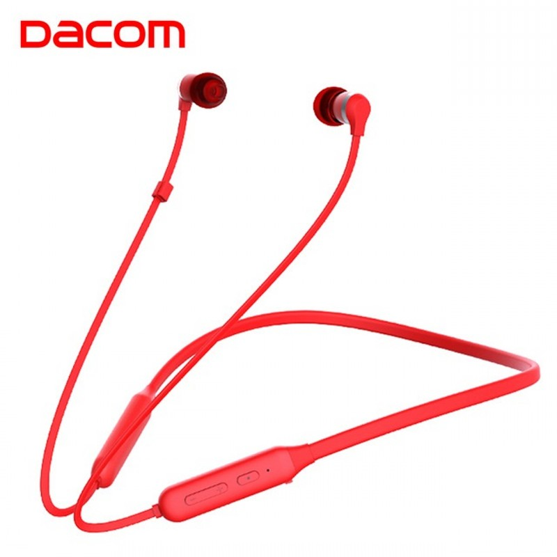 Dacom L06 Bluetooth Headphones Wireless Sport Earphone In Ear Magnetic Earbuds Stereo Handsfree Headset With MIC for Cell Phone bluetooth mini earphone stereo sport in ear handsfree bluetooth earphone with mic earbuds bluetooth 4 1 headset for smartphone
