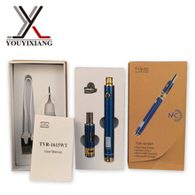 5ชิ้น/ล็อตบุหรี่อิเล็กทรอนิกส์TVR 1615 WTของขวัญชุดที่มีTVR evod cigอีแบตเตอรี่แรงดันไฟฟ้าตัวแปรบุหรี่อิเล็กทรอนิกส์ไอPenNO.27