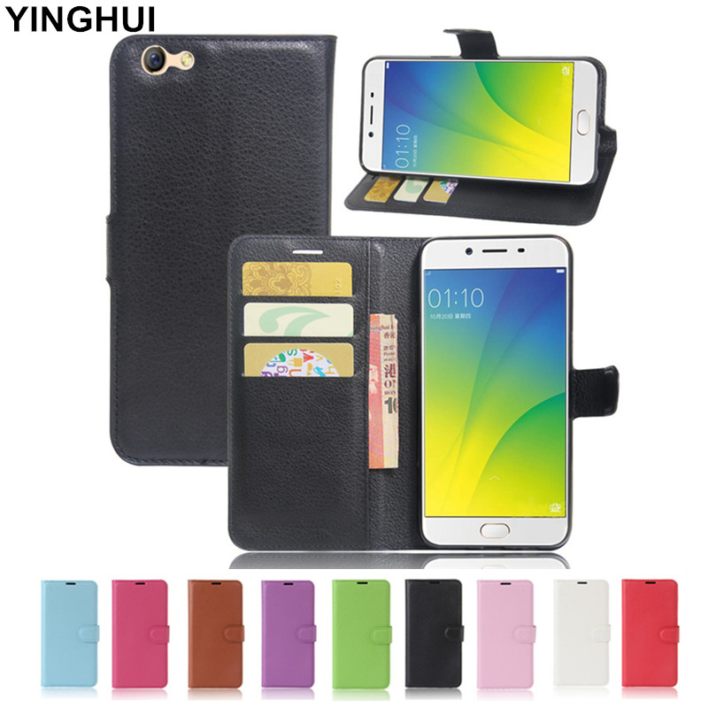 OPPO F3 Case Cover Coque Funda Capa Wallet Flip PU Leather Case for OPPO F3 Cover with Stand Card Slot Holder