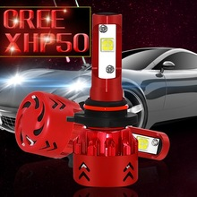 Newest Mini7 Car Headlight H7 LED H4 H8/H9/H11 HB3/9005 HB4/9006 9007 H3 H1 880 Bulb Auto Front Fog  Bulb Automobile Headlamp aicarkas 2 pcs 36w 4000lm 6000k h4 h1 h3 turbo led car headlight h7 h8 h9 h11 880 881 9005 hb3 9006 hb4 9007 led fog light bulb