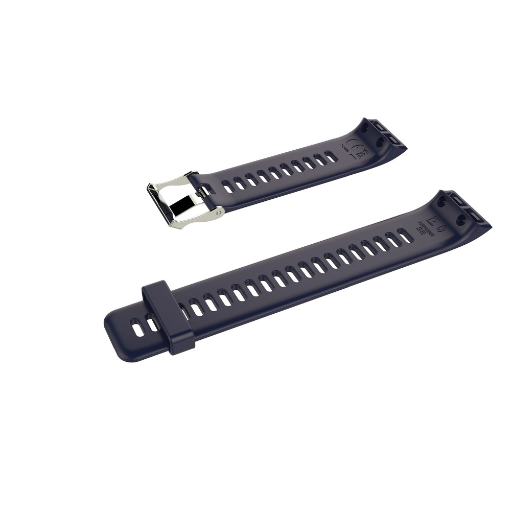 Silicone Strap Replaceable Watch Band With Tools For Garmin Forerunner 35 FR35 W