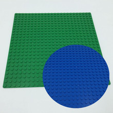 24*24 Classic Building Blocks BasePlate Board Construction toys DIY Base Plates For Small Plastic Bricks Compatible Mini
