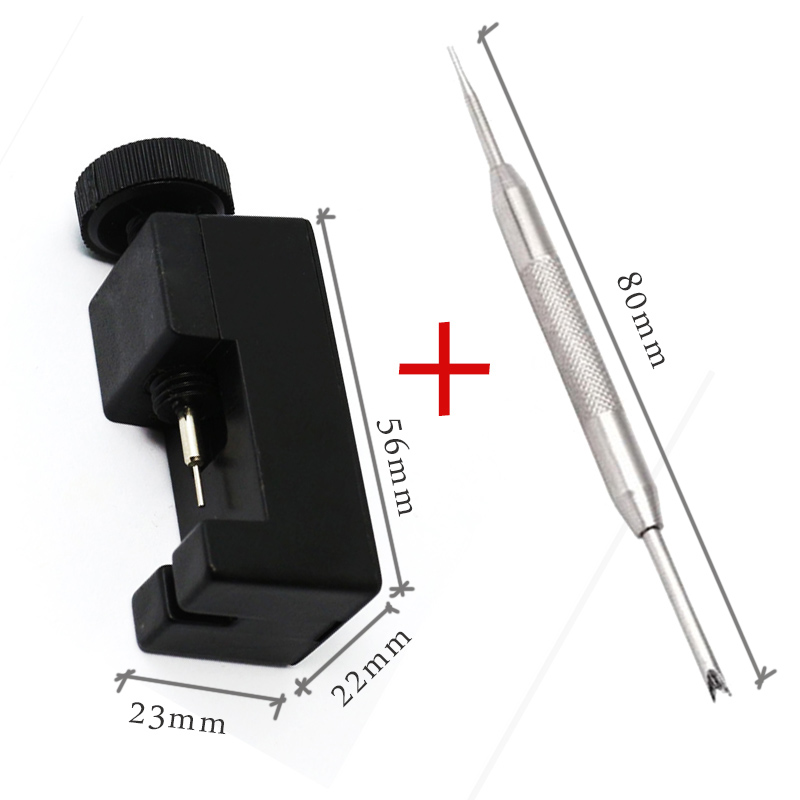 Adjuster Repair Tool with Watch Repair Tool Watch Link for Band Slit Strap Bracelet Chain Pin Remover Stainless Steel Watch Part slit back pencil skirt with strap page 9